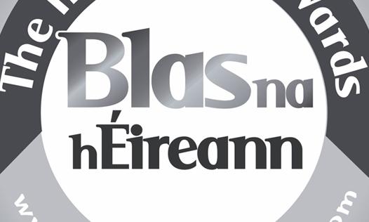 PR for Blás na hÉireann