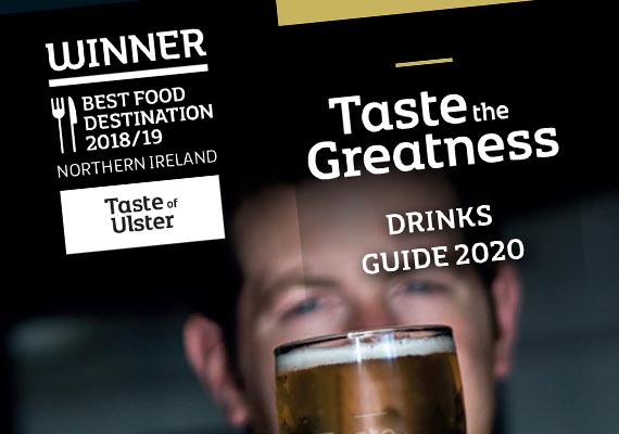 Taste of Ulster/Food NI Guides